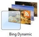 Download Bing Dynamic thema za Windows 7