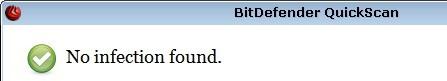 Download BitDefender QuickScan Google Chrome