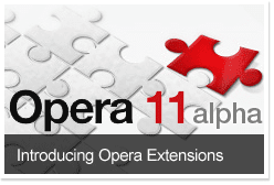 Download Opera 11 Alpha za Windows