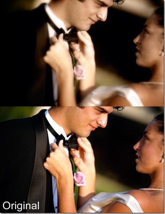 Wedding Photo Effect sample