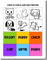 Baby Animals.colors