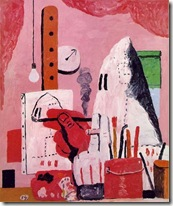 013 philip guston - the studio