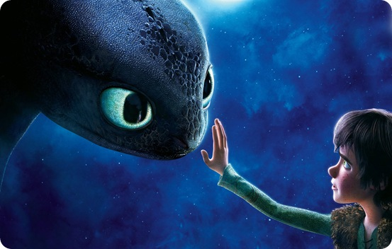 how to train your dragon 2010 movie wide