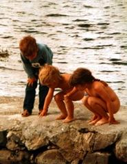ungene sommeren 83