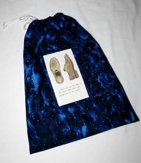 Lined shoebag 008