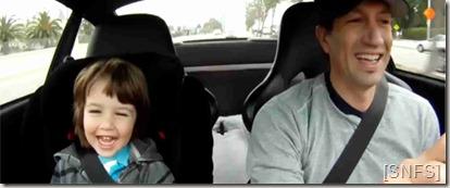 carro vs criança