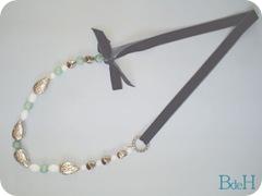 Collar Amazonita