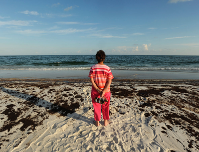 The Gulf oil spill has prompted a lot of soul-searching. Michael Spooneybarger / AP