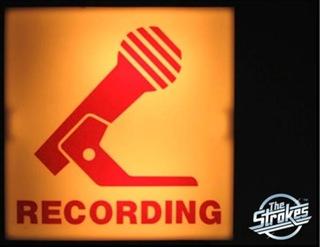The Strokes Recording