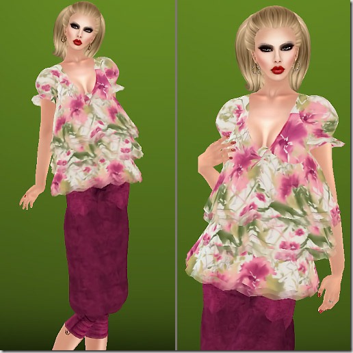 CASUAL COUTURE FEMME003