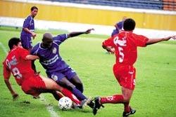 Nacional x America Amazonense 2000