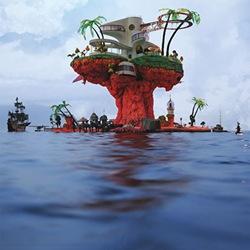 Gorillaz Plastic Beach 1