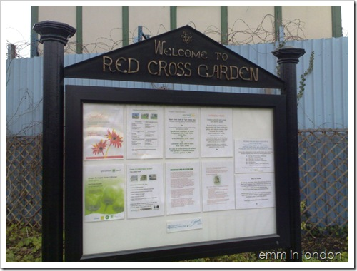 Red Cross Garden