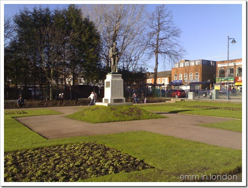 Dartford War Memorial