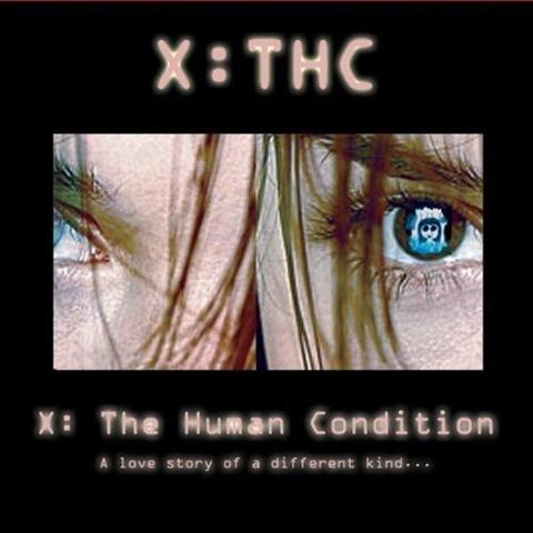X THC album cover