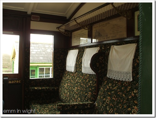 Isle of Wight Steam Railway 25