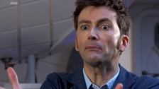 David Tennant is the Tenth Doctor (or clever)