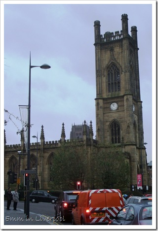 Church of St Luke (bombed out church in Liverpool) 01