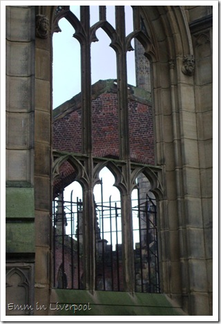 Church of St Luke (bombed out church in Liverpool) 12