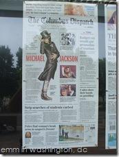 Michael Jackson Newseum