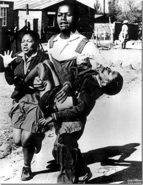 Soweto uprising - Hector Pieterson