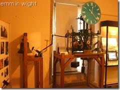 Carisbrooke Castle Museum - East Cowes Castle Clock