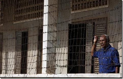 Cambodia - Kaing Guek Eav trial - Duch