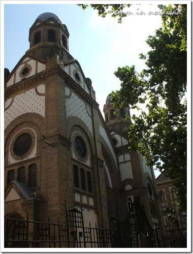 The Jewish Synagogue, 9 Jevrejska Street, Novi Sad