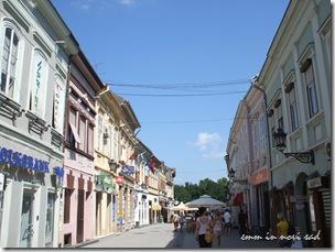 Ulica Dunavska, Novi Sad