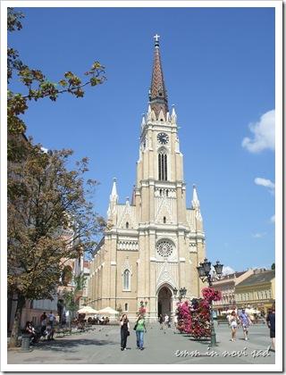 Crkva imena Marijinog, Novi Sad