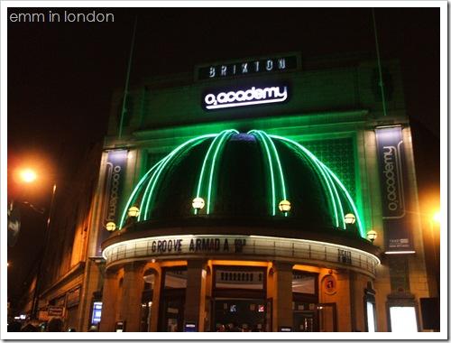 Groove Armada - O2 Brixton Academy