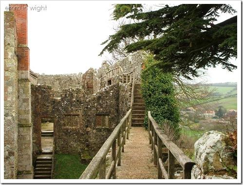 Carisbrooke Castle 42