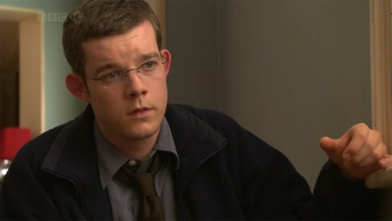 Russell Tovey is George Sands in Being Human