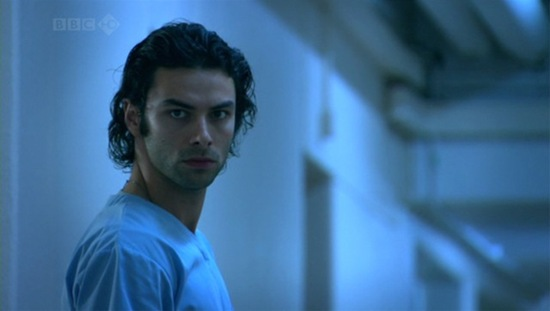 Aidan Turner is Mitchell in Being Human
