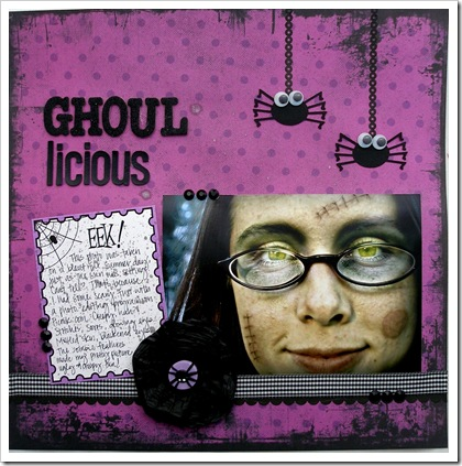 Ghoul-licious