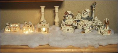White-Snowmen
