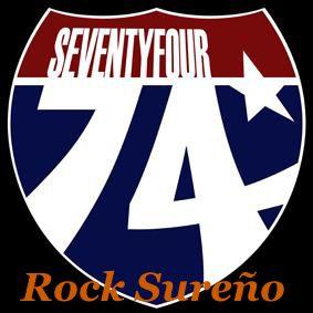 74 banda de rock sureño
