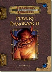 D&D 3.5 Player's Handbook 2