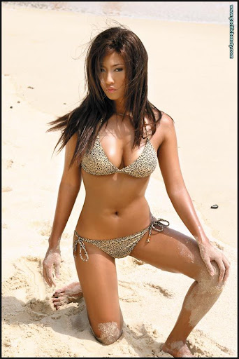 indonesian beauty girl sexy picture collection of tiara lestari