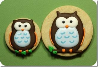 cute-food-owl-cookies