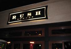 Rush St