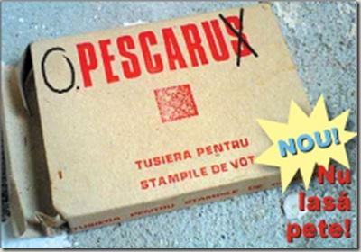 Stampila Onelia Pescaru