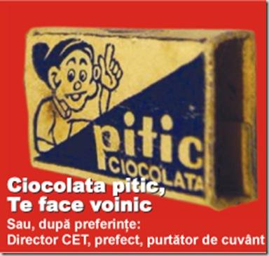 Ciocolata pitic