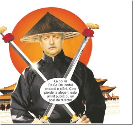 Mohaci samurai