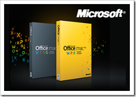 Office 2010 para Mac