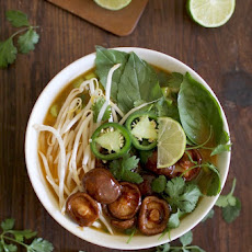 Thirty Minute Vegetarian Pho