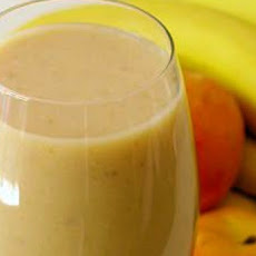 Maple Banana Breakfast Shake