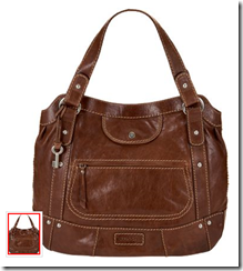 Fossil Liberty Tote