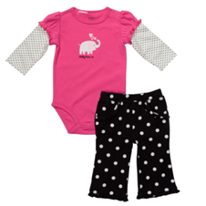 Daddy Loves Me 2-Piece Set