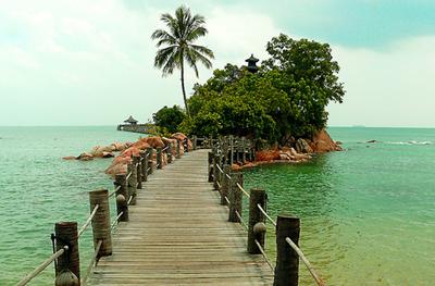 صور جزيرة باتام في اندونيسيا